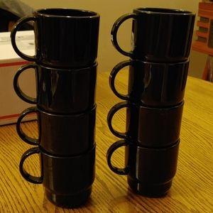 Tupperware coffee mugs